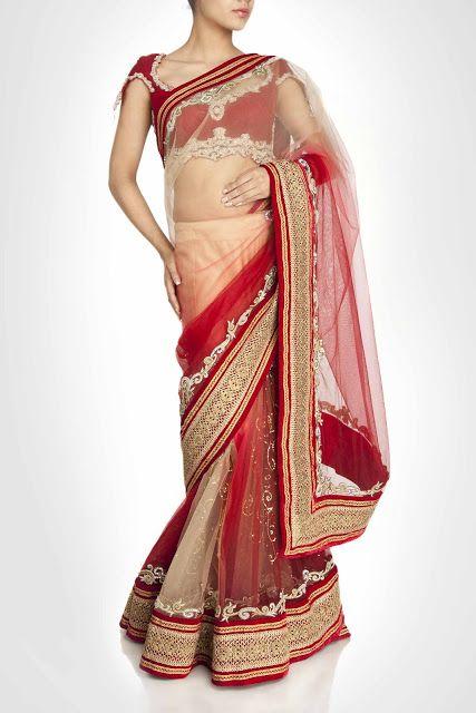 Fashion: Pam Mehta Sarees