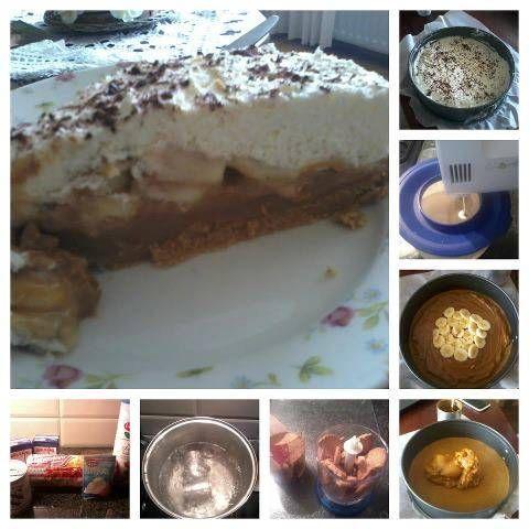Bananoffee Pie recept | Smulweb.nl