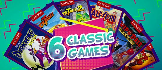 The Disney Afternoon Collection PS4 Game Review