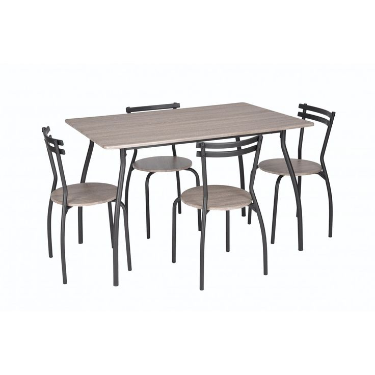 Set-bucatarie-de-masa-4V-cu-4-scaune
