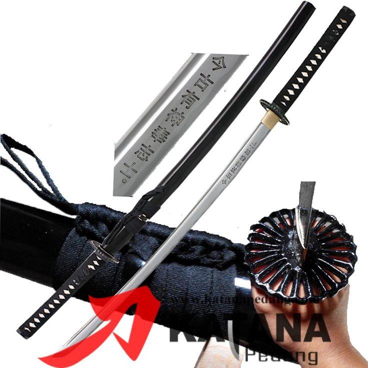 Katana The Last Samurai Black www.katanapedang.com Facebook : katana pedang