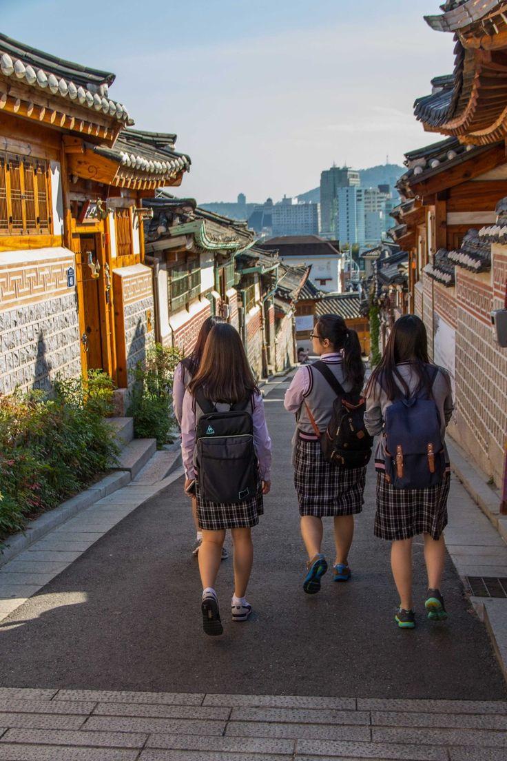 hanok, Bukchon, Hanok Village, Seoul, Seul, South Korea, Korea, Coréia do Sul, travel, viagem, dicas, dicas de viagem, wanderlust