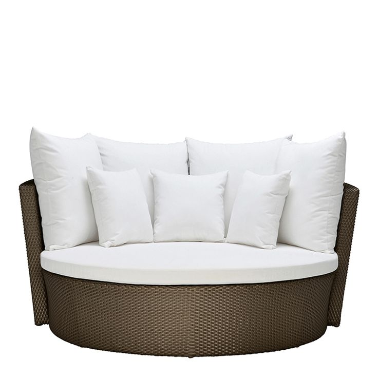 Shell daybed janus et cie the great outdoors for Buy canape shells