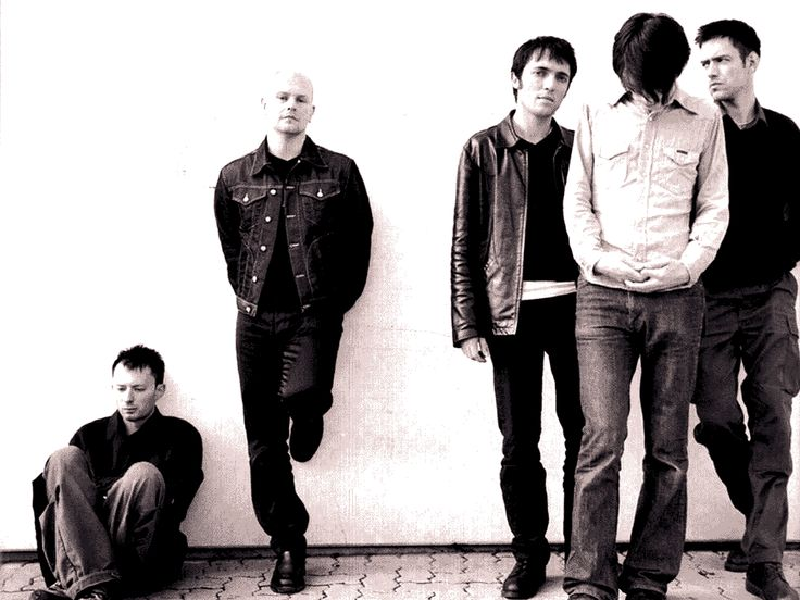 Radiohead, for sleep and drugs and feeling things.