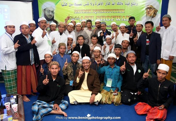Menggelorakan semangat beli Indonesia di Pesantren