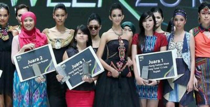 Indonesia Fashion Week 2013 - Competition