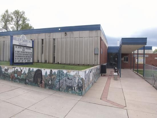 Image result for helen hunt elementary school