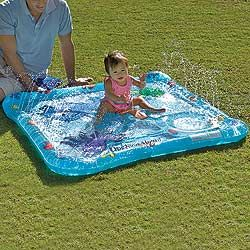 Inflatable Pool Ideas image of diy inflatable outdoor decorations for pool 15073 Great Gifts For 1 Year Olds