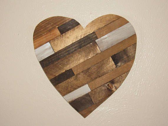 Heart Rustic Heart Rustic Home Decor Wood Wall Decor Wood Art Rustic Wood Decor Wood Decor Wall Decor Home Decor Wall Hanging Cheap Wall Art Rustic Wood Decor Wood Decor