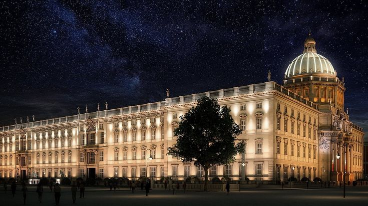 "BERLIN | City Palace Reconstruction (Stadtschloss) - ""Humboldt-Forum"" 