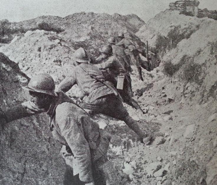 WWI, 1917, Battle of Passchendaele