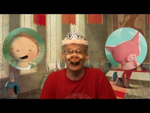 THE PRINCESS AND THE PIG, a picture book by Jonathan Emmett & Poly Bernatene - YouTube