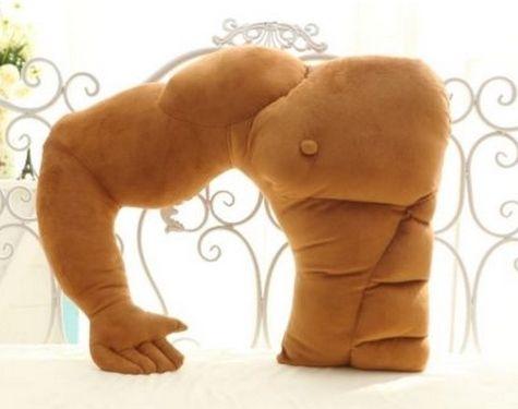 Картинки по запросу подушки мужской торс