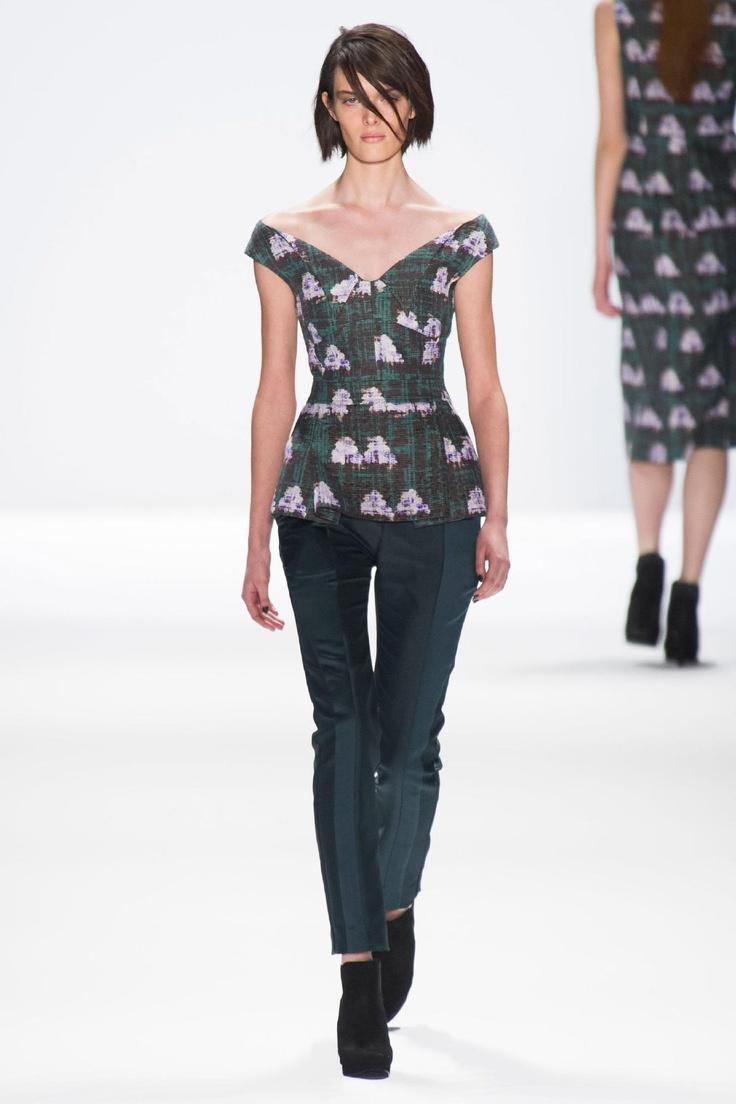 Richard Chai LOVE Fall 2013 RTW Collection - Fashion on TheCut