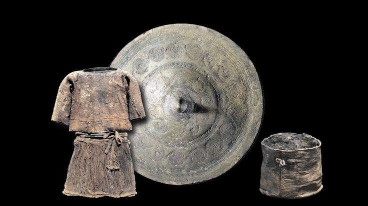 Vor 3400 Jahren pendelte ein junges Mädchen zwischen Dänemark und dem Schwarzwald. Jetzt rätseln Archäologen: War es die Priesterin eines Sonnenkults?