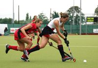 Crista Cullen - London 2012 Team GB Olympic Bronze Medal winner and England hockey player