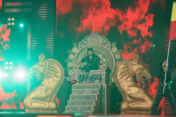 V. Ravichandran performs at IIFA Utsavam 2017