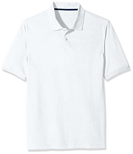 http://picxania.com/wp-content/uploads/2017/08/amazon-essentials-mens-cotton-pique-polo-shirt-white-medium.jpg - http://picxania.com/amazon-essentials-mens-cotton-pique-polo-shirt-white-medium/ - Amazon Essentials Men's Cotton Pique Polo Shirt, White, Medium -   Price:    A classic cut and soft cotton fabric make this polo a go-to for the office or the weekendA classic cut and soft cotton fabric make this polo a go-to for the office or the weekendShort-sleeve polo shirt in br