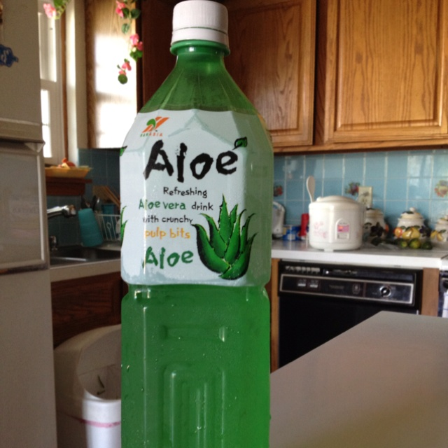 aloe vera drink my substitute for soda pop this is sweet and very refreshing plus it has. Black Bedroom Furniture Sets. Home Design Ideas