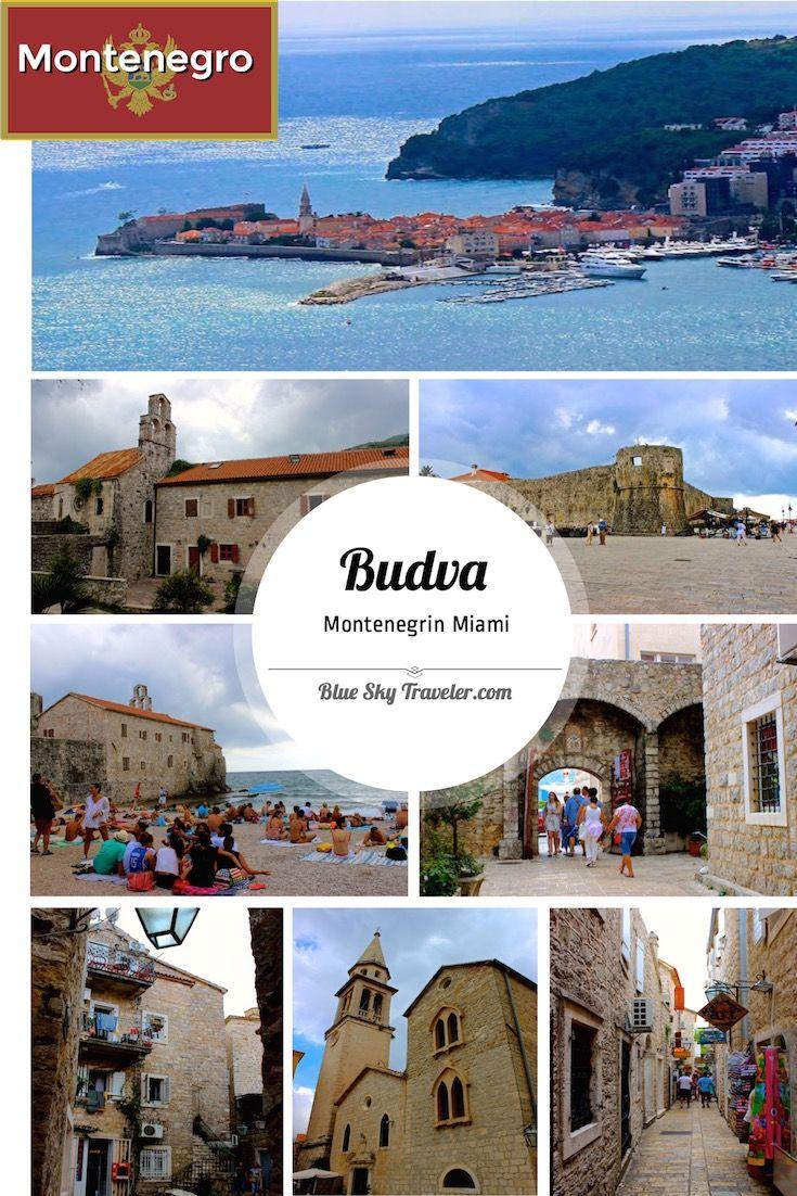 Budva - Montenegro - BlueSkyTraveler.com (Day Trip from Kotor)
