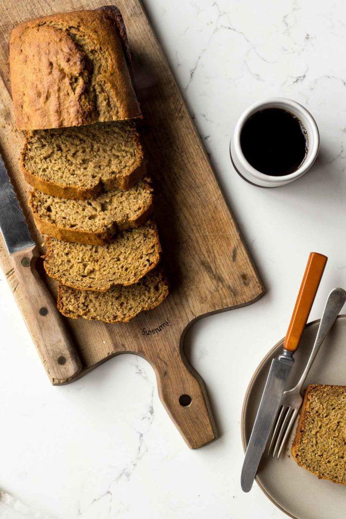 Brown Butter Cardamom Banana Bread | Dishing Up the Dirt | Bloglovin'