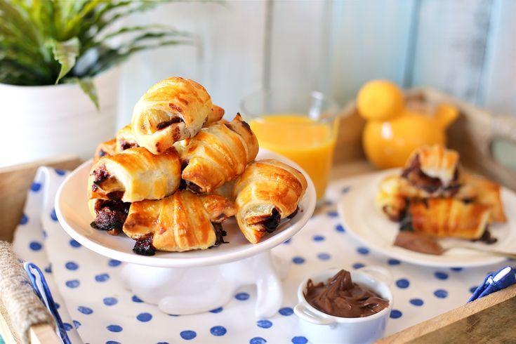 A legcukibb banános-csokis croissant