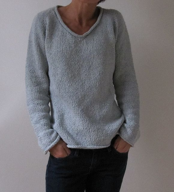 Free Raglan Sweater Knitting Pattern : Pinterest   The world s catalog of ideas