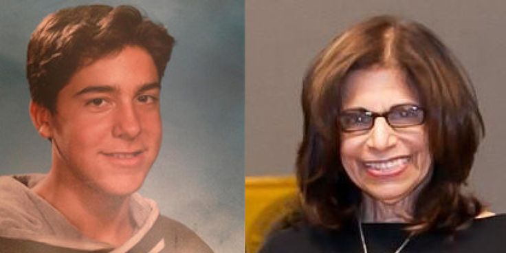 The New York man who beheaded his mother before jumping in front of a train Tuesday night was off his medication and scheduled to see his psychiatrist, according to family.   Rev. Robert Lubrano, brother of slain professor Patricia Ward, told the N...