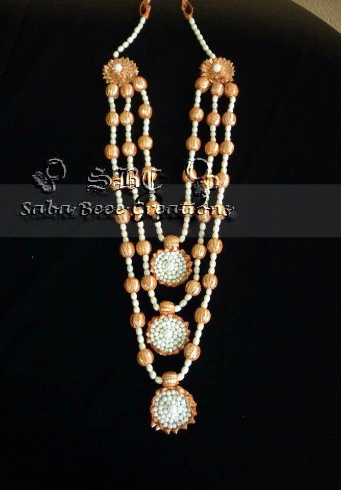 Gota necklace