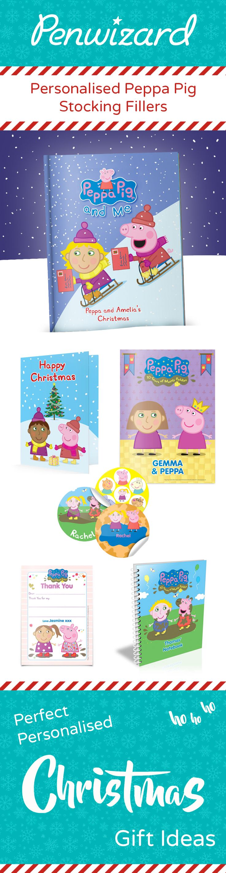 61 best personalised books images on pinterest peppa pig pigs