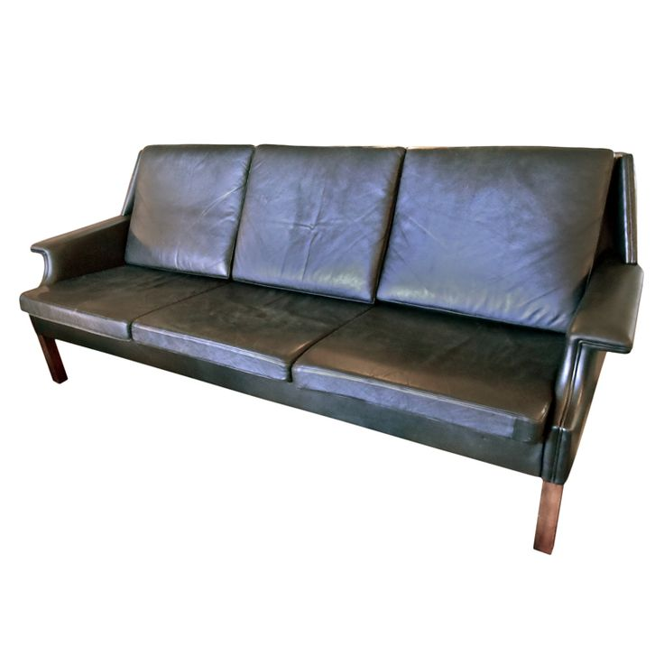17 Best Images About Black Leather Sofas On Pinterest