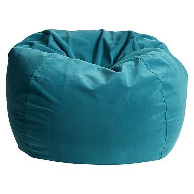 Find Bean Bag Chairs With Cozy Covers And Create A Cool Comfy Lounge Space From Fur To Fringe PBteens Beanbags Give The Room Fresh New Look