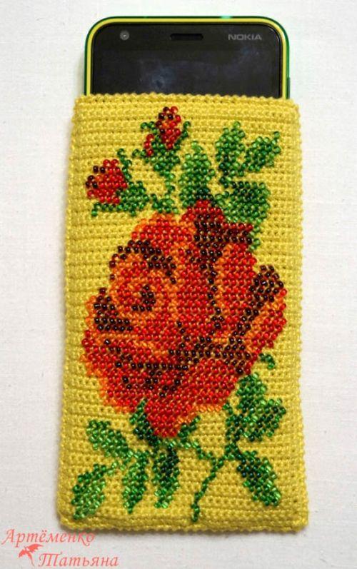 Beads, crochet