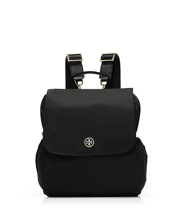 Tory Burch Travel Nylon Baby Backpack Mommy To Be Pinterest Backpacks And Bags