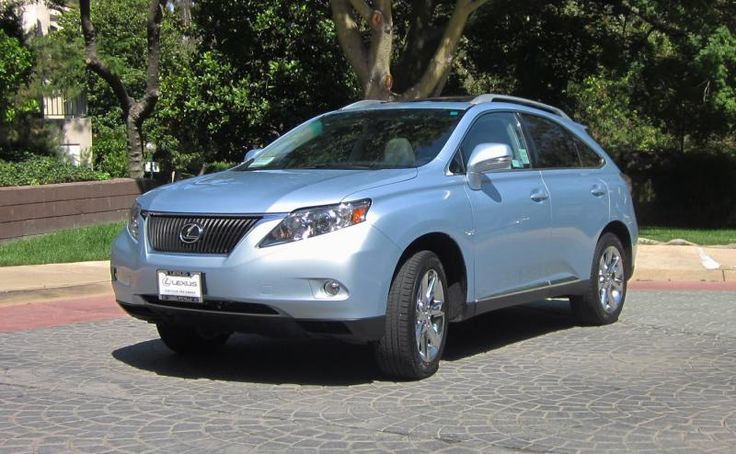"""Rx400h: Neat Little """"tricks"""" You May Want To Know About - 04 - 09 Lexus RX330 / RX350 / RX400h - Lexus Owners Club (USA & Canada)"""