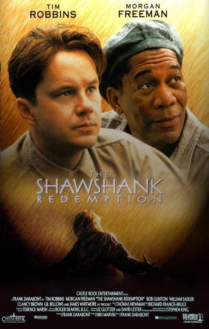 the shawshank redemption poster - Buscar con Google
