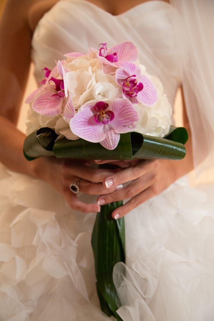 Wonderful orchid bouquet #NelloDiCesarePhotography #bouquet #orchid #flowers #wedding #nails #photography