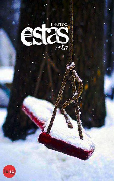 #Frases #Motivación #Soledad #Nieve #Nunca #Reflexiones #Vida #Momentosenlavida