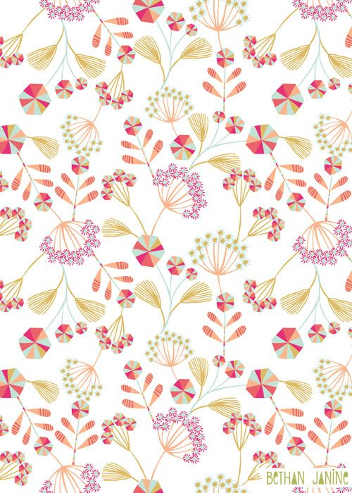 Patterns — bethan janine