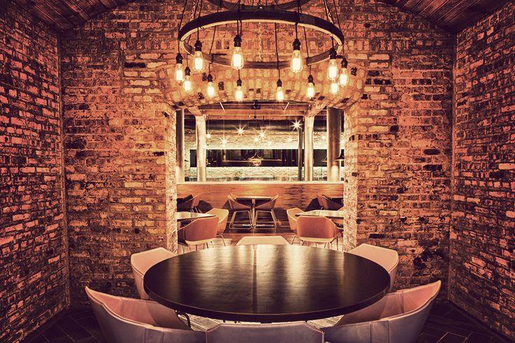 Baume & Brix - Chicago, IL  #travel #restaurants