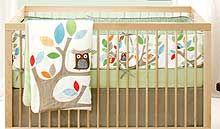 Treetop Friends Owl Nursery Theme  Love this!