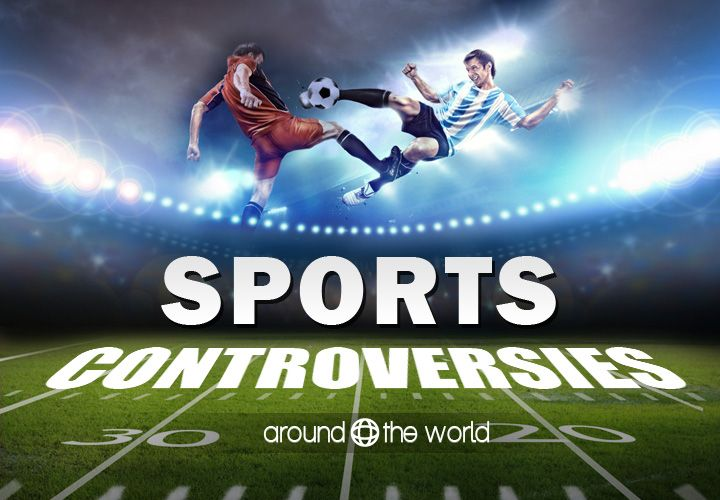 Sports Scandals Around the World – Rundown (in Slides) of sport controversies, cheating scandals, betting scandals, doping scandals with biggest sports scandals of all time.
