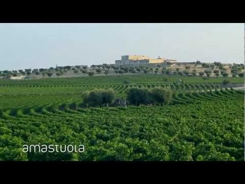 AMASTUOLA: a beautiful garden vineyard in Puglia, Italy. English version with subtitles.