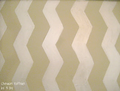 Chevron template to use for DIY projects.