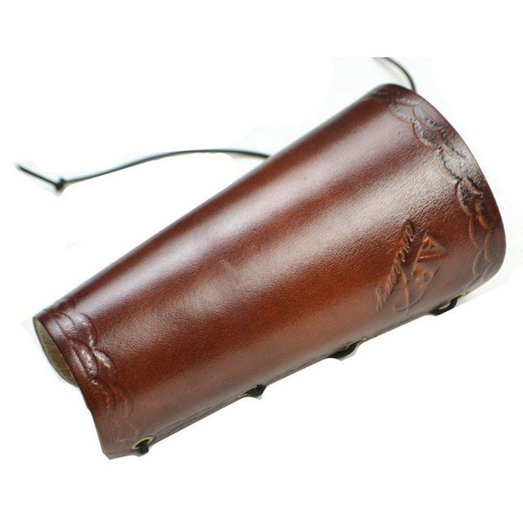 Rawhide Leather Forearm Guard A traditional leather guard made of natural cowhide. Eyelets have metal inserts. It is imprinted with AFX Archery and has imprinted edges. Type: Leather Forearm Guard Mod