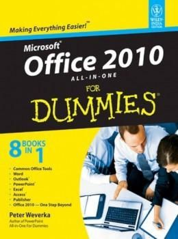 Micorsoft Office 2010 All-in-One for Dummies