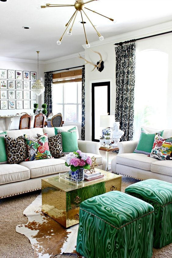 17 best ideas about white couch decor on pinterest brown for Do it yourself living room ideas