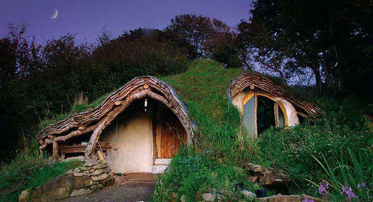 Casa in stile Hobbit n.2