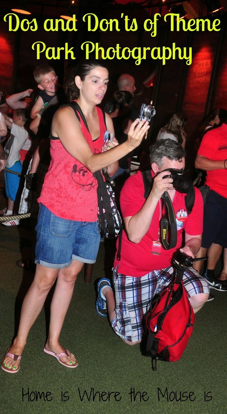 From cell phone photography to DSLR tips, here's how to get the best photos of your Disney Vacation | Disney Trip Tips | Disney Photography
