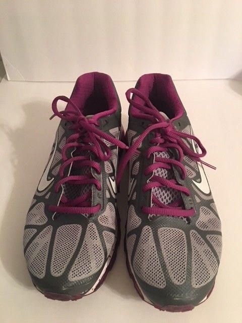 03e5f5e61f4a NIKE AIR MAX 429890-066 WOMEN S GRAY PURPLE ATHLETIC RUNNING SHOES SIZE 9.5   fashion  clothing  shoes  accessories  womensshoes  athleticshoes (ebay  link)   ...
